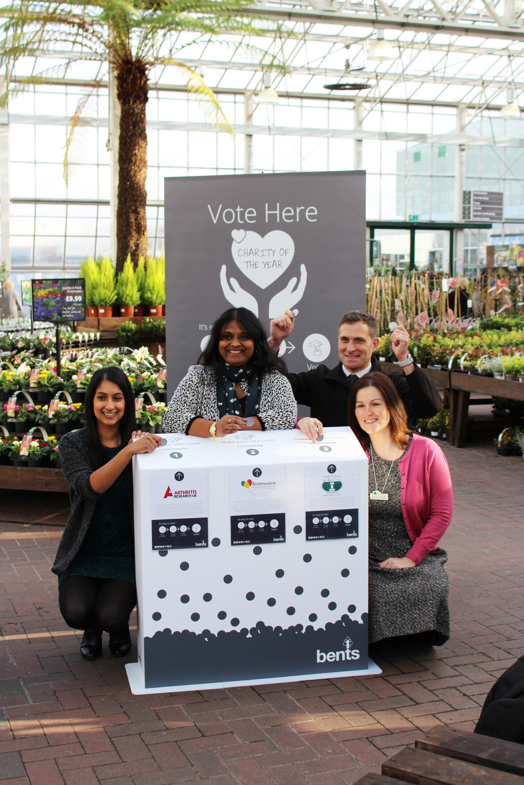 Charity of the Year – Group Shot
